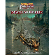 Warhammer Fantasy Roleplay - Enemy Within Campaign Vol.2 : Death on the Reik
