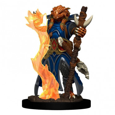 D&D Icons of the Realms Dragonborn Sorcerer Female