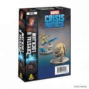 Marvel Crisis Protocol: Crystal and Lockjaw