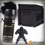 TTCombat : Primer - Black Spectre (400ml)