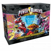 Power Rangers Heroes of the Grid: Legendary Rangers Forever Rangers Pack