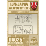 Dust - IJN Weapon Set