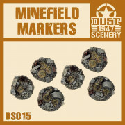 Dust - Minefield Markers