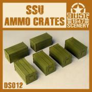 Dust - SSU Ammo Crate Set