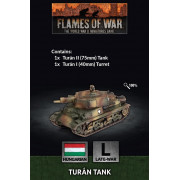 Flames of War - Turan Tank