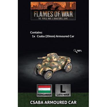 Flames of War - Csaba Armoured Car