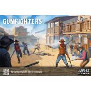 Dead Man's Hand Gunfighters Plastic Boxed Set