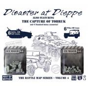 Mémoire 44 : Battle Maps 4 - Le Désastre de Dieppe