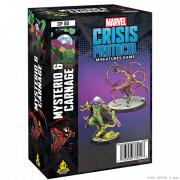 Marvel Crisis Protocol - Mysterio & Carnage