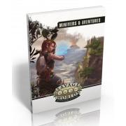 Savage Worlds Adventure Edition - Minivers & Aventures