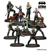 Batman - Organized Crime Pain & Money