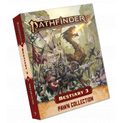Pathfinder Second Edition - Bestiary 3 Pawn Collection