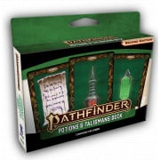 Pathfinder Second Edition - Potions and Talismans Deck