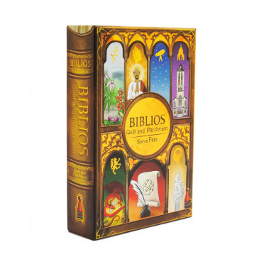Biblios - Quill and Parchment