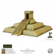 Mythic Americas - Pre-Columbian Temple