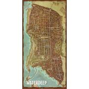 Dungeons & Dragons 5e Éd. : Plan de la cité de Waterdeep