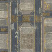 Playmats - Rubber- Infinity - 48''x48''