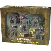 Battletech - Clan Heavy Striker Star