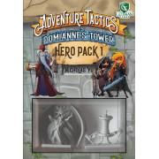 Boite de Adventure Tactics Domiannes Tower - Hero Pack