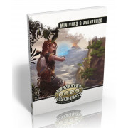 Savage Worlds - Adventure Edition : Minivers & Aventures (Version Souple)