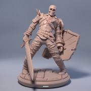 Tiger Skull RPG: Legion of Death II