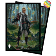 Magic The Gathering : D&D Forgotten Realms - Sleeves