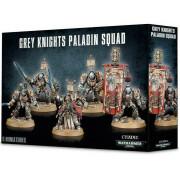 W40K : Adeptus Astartes Grey Knights - Paladin Squad