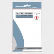 Everlasting Wet Palette V2 XL - Membranes réutilisables (x15)