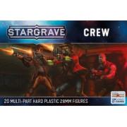 Stargrave - Stargrave Crew