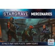 Stargrave - Stargrave Mercenaries