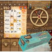 Tiny Epic Pirates - Player Mats 4 Pack