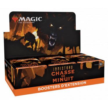 Magic The Gathering - Innistrad : Chasse de Minuit : Boite de 30 Booster d'extension