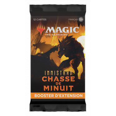 Magic The Gathering - Innistrad : Chasse de Minuit : Booster d'extension