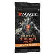 Magic The Gathering - Innistrad : Midnight Hunt Draft Booster