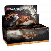 Magic The Gathering - Innistrad : Midnight Hunt Draft Booster Display