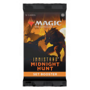 Magic The Gathering - Innistrad : Midnight Hunt Set Booster