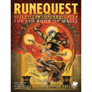 RuneQuest - The Red Book of Magic