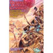 Dungeon Crawl Classics - 84.2 Synthetic Swordsmen of the Purple Planet