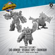 Monsterpocalypse - Protectors - Earth Knight