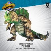 Monsterpocalypse - Protectors - Tyrranix
