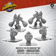 Monsterpocalypse - Protectors - Slashers and Clicker