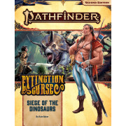 Pathfinder Second Edition - The Extinction Curse : Siege of the Dinosaurs