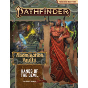 Pathfinder Second Edition - Abomination Vaults 2 : Hands of the Devil