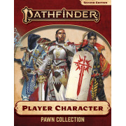Pathfinder Second Edition - Player Character Pawn Collection