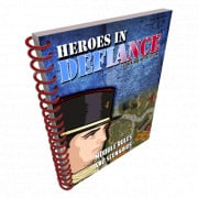 Heroes in Defiance Companion Book