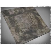 Terrain Mat Mousepad - Gothic Ruins - 90x90