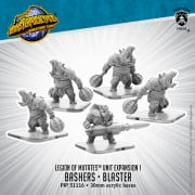 Monsterpocalypse - Protectors - Bashers and Blaster