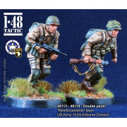 1-48 Tactic - Reinforcements team double pack – US Army 101st Airborne Division