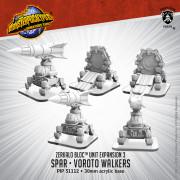 Monsterpocalypse - Destroyers - SPAR and Vorota Walker