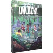 Unlock ! Les Escape Geeks - Échappe-toi du cimetière !